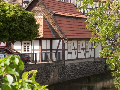 Romantik Hotel Schubert in Lauterbach divers
